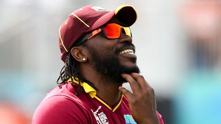 Chris Gayle hopes West Indies get off to a flyer at the Women's World Cup
