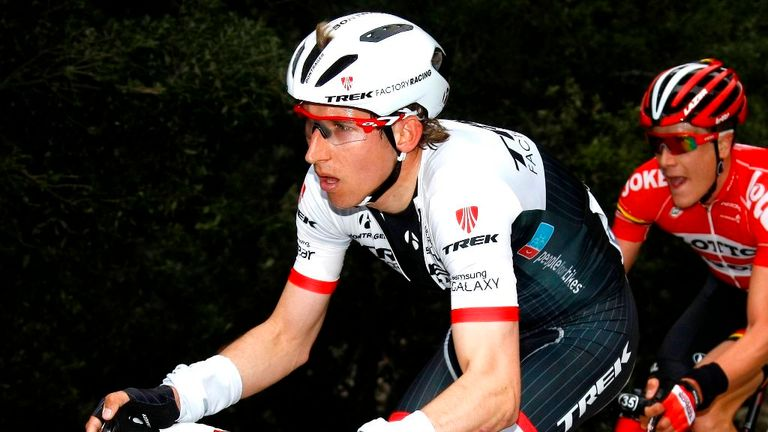 Bauke Mollema could be the best of the rest
