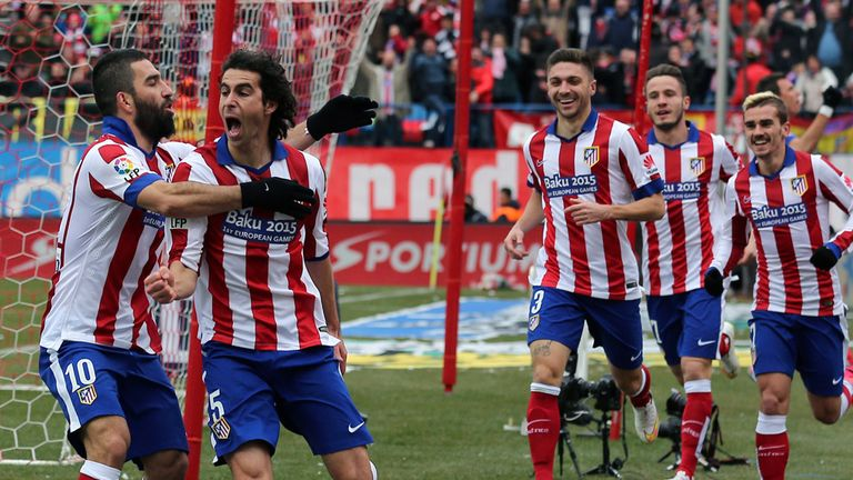 Atletico Madrid have consistently found a way to win against the very best