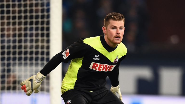 Timo Horn's own goal gave Hannover an early lead