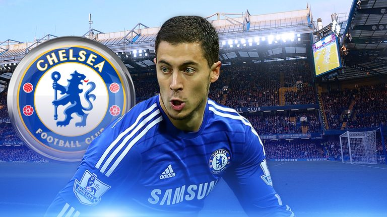 Eden Hazard: Double player of the year is also nominated for PFA fans' award