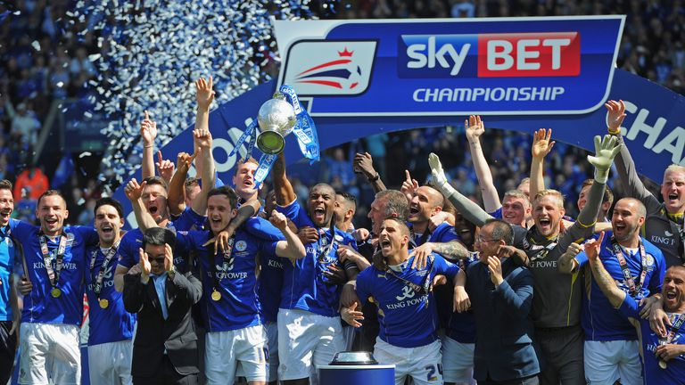 Sky Bet Championship: Will be shown live on Sky Sports until 2019