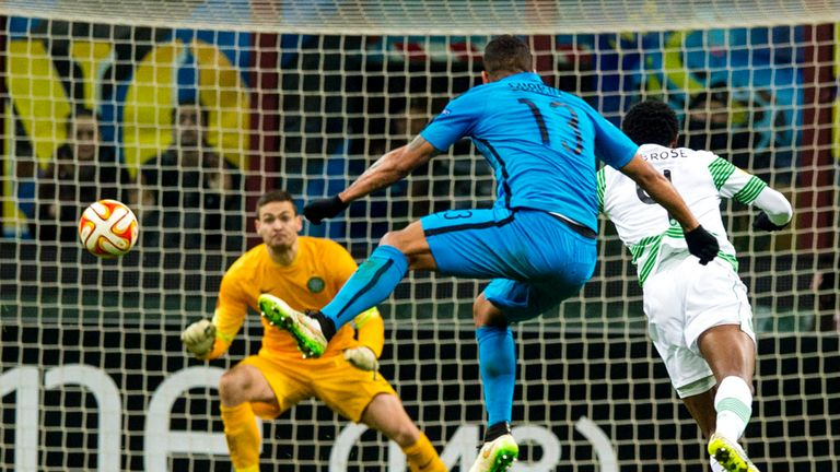 Fredy Guarin: Scored only goal of the night against Celtic