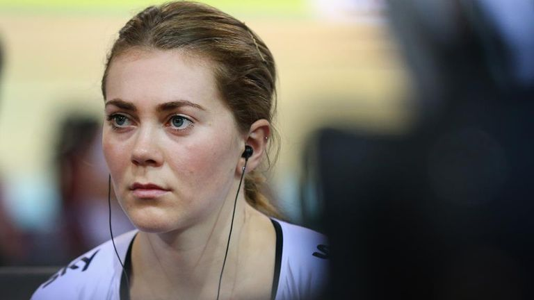 Track cyclist Jess Varnish is awaiting an employment tribunal  against British Cycling and UK Sport over her treatment