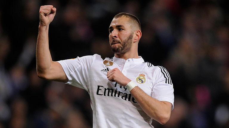 Karim Benzema is very happy in Madrid, according to his agent