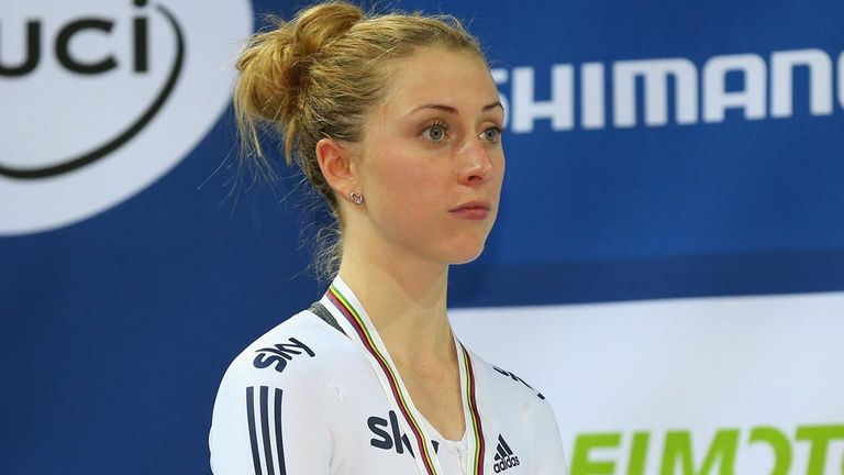 No joy for Laura Trott in central London