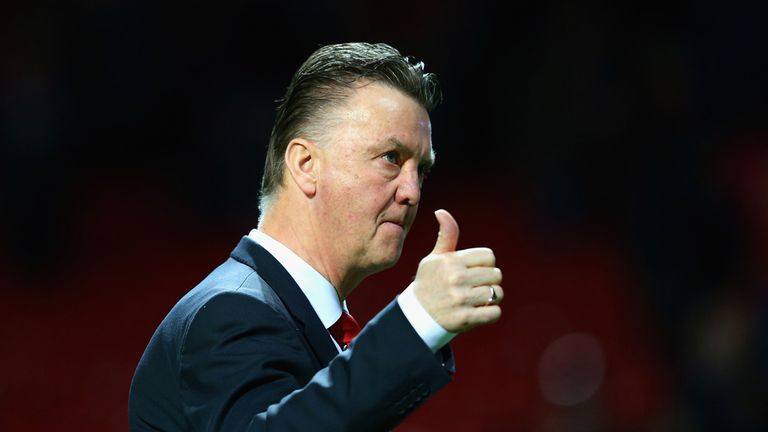 Louis van Gaal will head into second season with high expectations