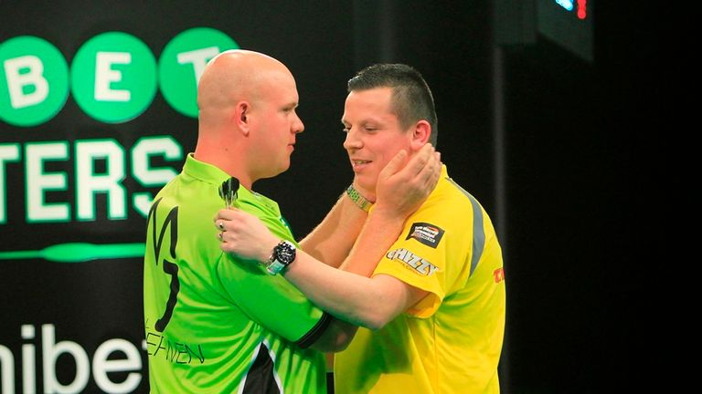 MvG has dominated the head-to-head with an unbeaten run stretching back to 2016