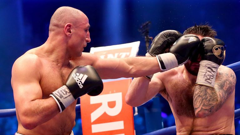 Arthur Abraham: Back in form and in focus, says Glenn McCrory