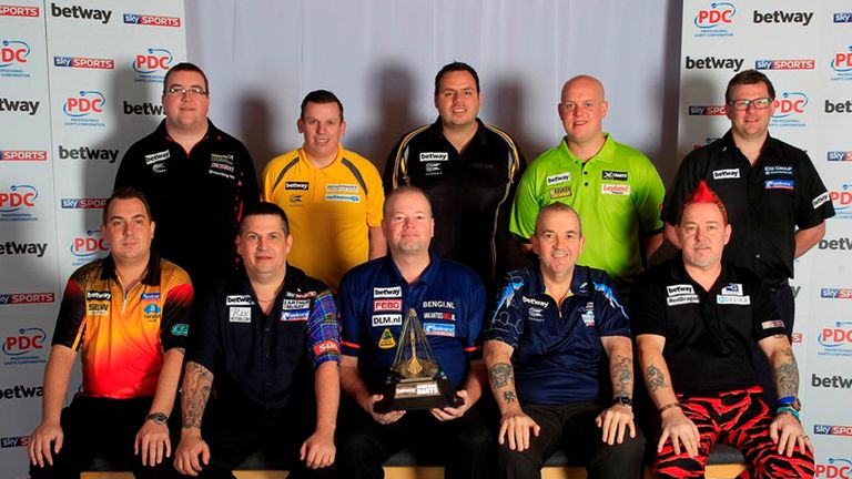 Premier League Darts 2021 Teilnehmer