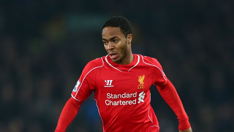 Raheem Sterling: Liverpool forward rated as most valuable young player in Europe