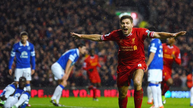 How Many Goals Has Steven Gerrard Scored In Total