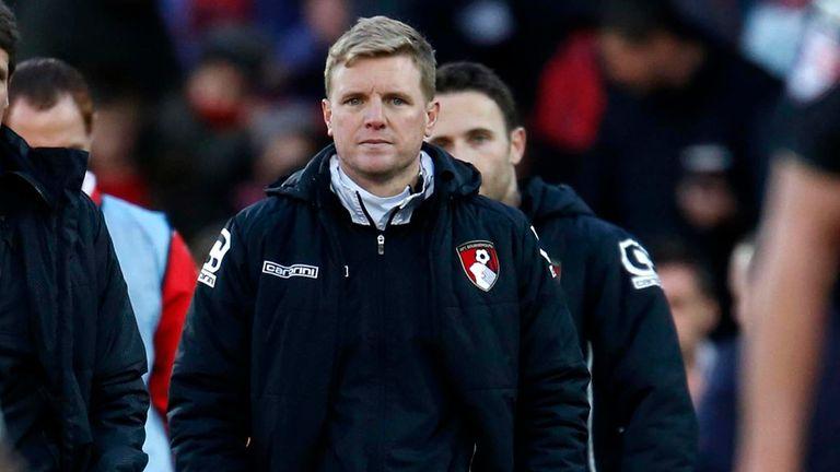 Eddie Howe: Bournemouth manager