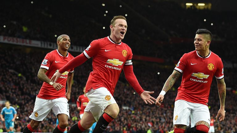 Rooney said the top four was 'the least we wanted'