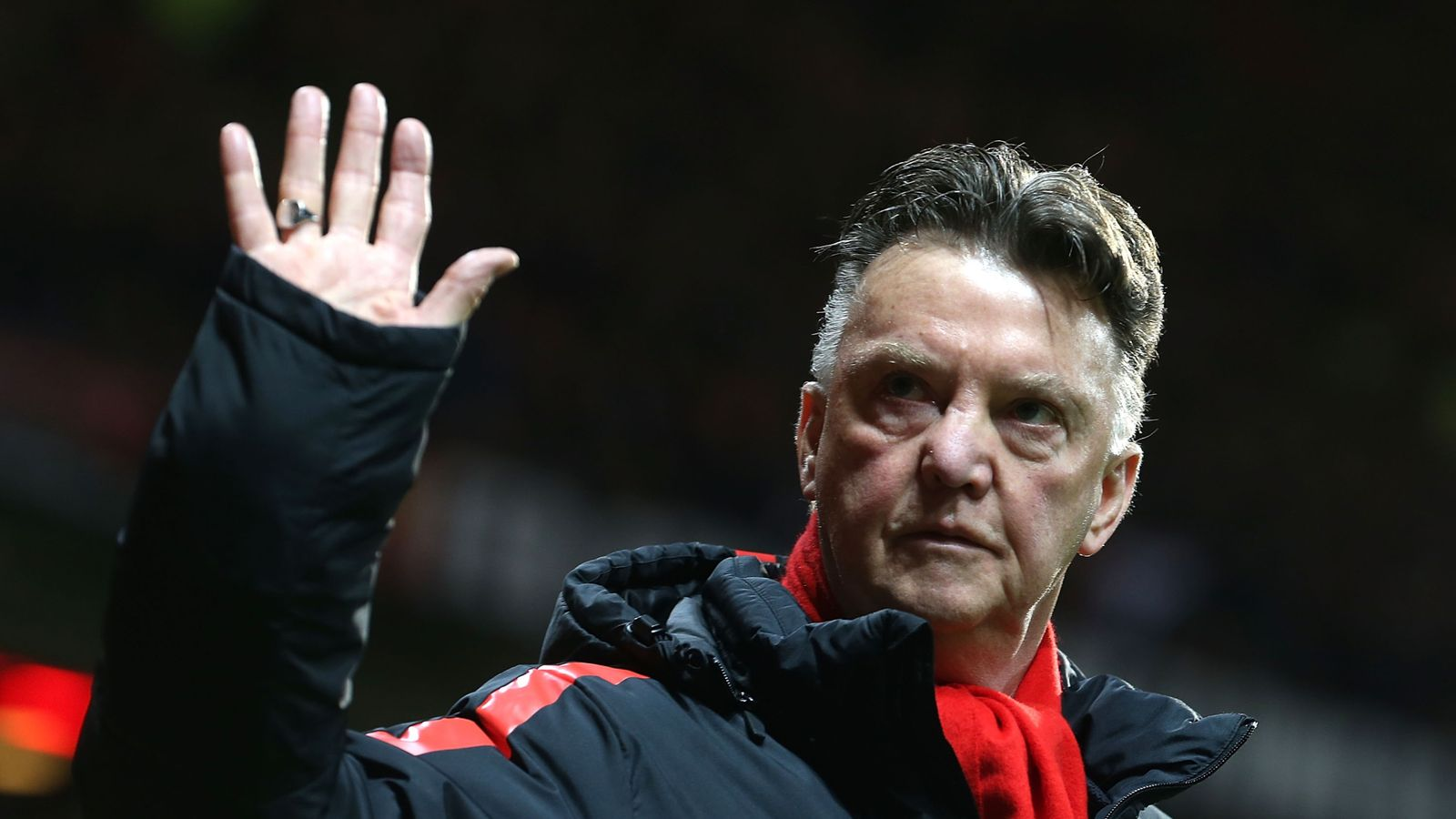 Louis Van Gaal To Quit Management At End Of Manchester