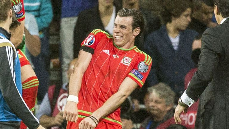 Gareth Bale: Helped Wales claim an impressive victory in Israel