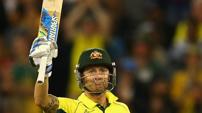 Michael Clarke: Signed off from ODI cricket on a high