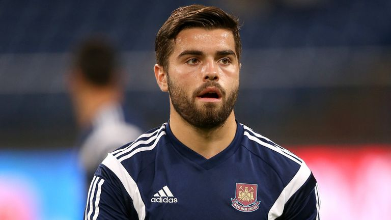 Elliot Lee: Scored the Hammers' only goal in Andorra, his first for the club