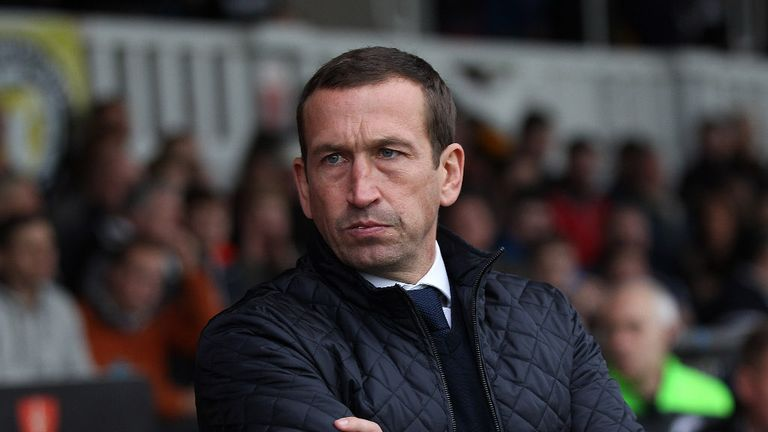 Justin Edinburgh could be without Neal Eardley.
