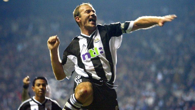 Alan Shearer scored 260 Premier League goals
