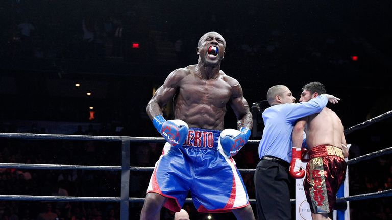 Berto feels he is in the best condition of his career