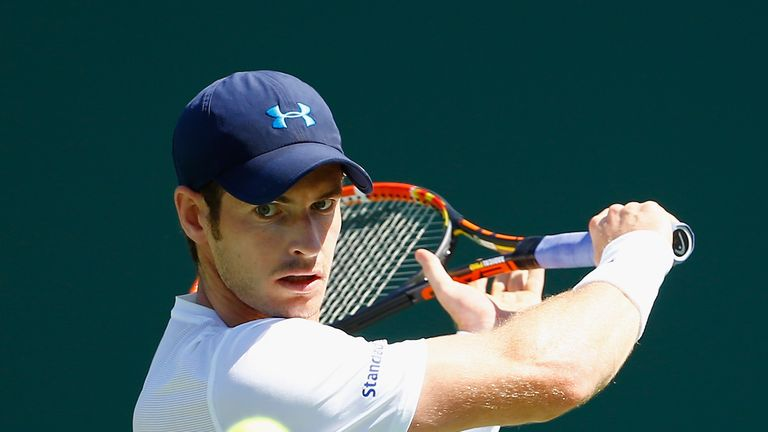 Andy Murray: Made to work for win in Miami