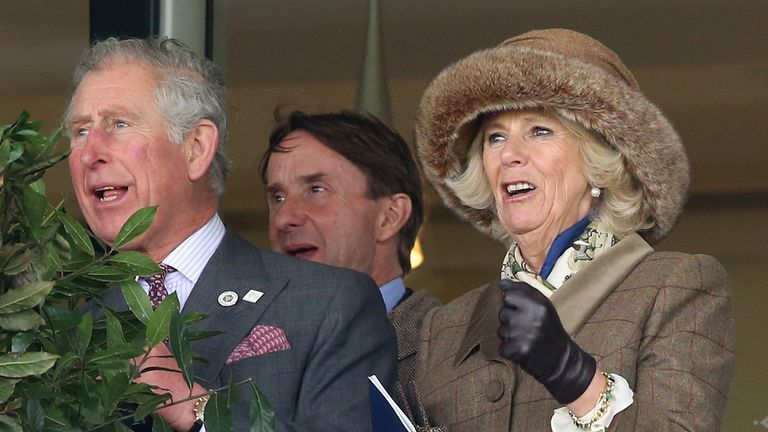 The Duchess of Cornwall and Prince Charles could be represented in the Derby