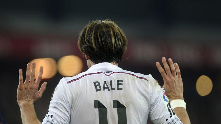 Gareth Bale has struggled for form in recent weeks