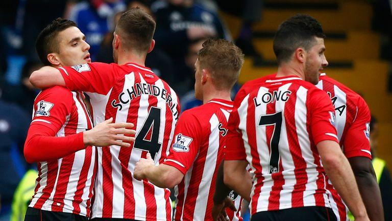 Southampton will play Europa League football next season
