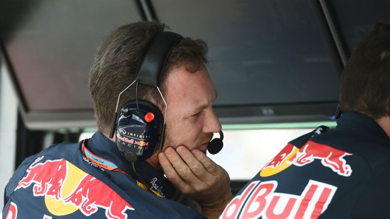 Christian Horner: Says Renault have gone backwards