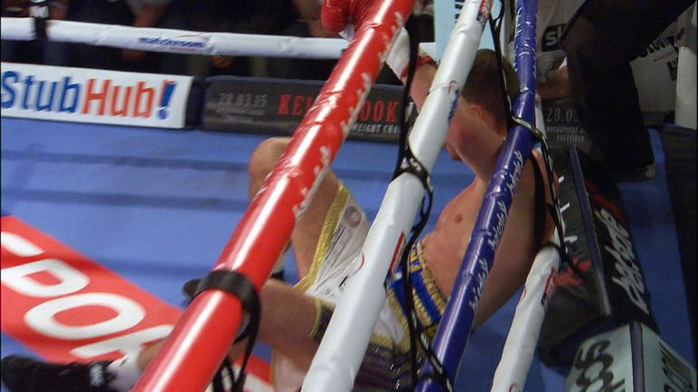 Tommy Coyle: Is down but not out in the second round