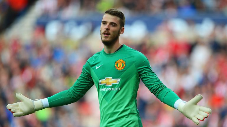Silvestre reckons David De Gea may leave United