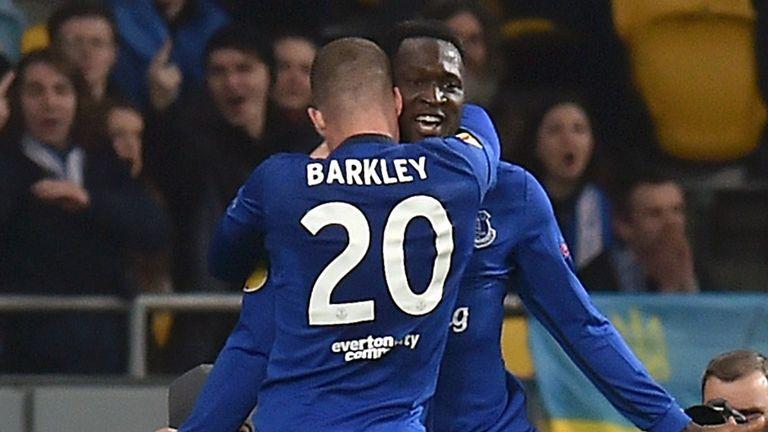 Romelu Lukaku scored a brilliant equaliser, but Everton's joy was short-lived