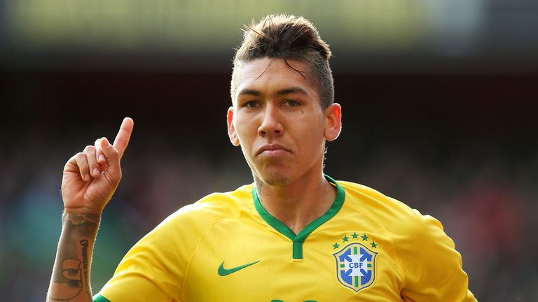 Roberto Firmino: Hoffenheim forward will move to England this summer, his agent has confirmed