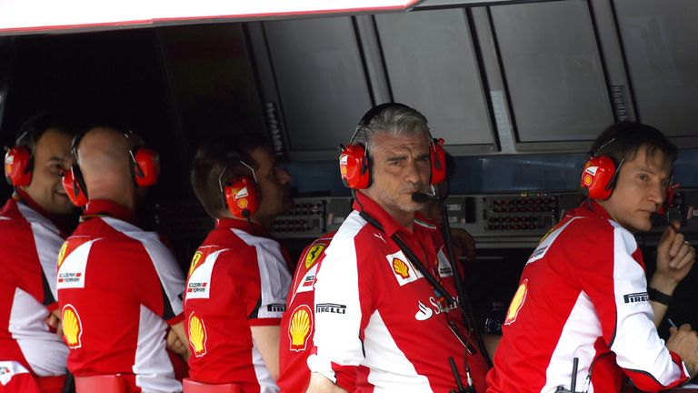 Maurizio Arrivabene: Ferrari should be looking to Mercedes