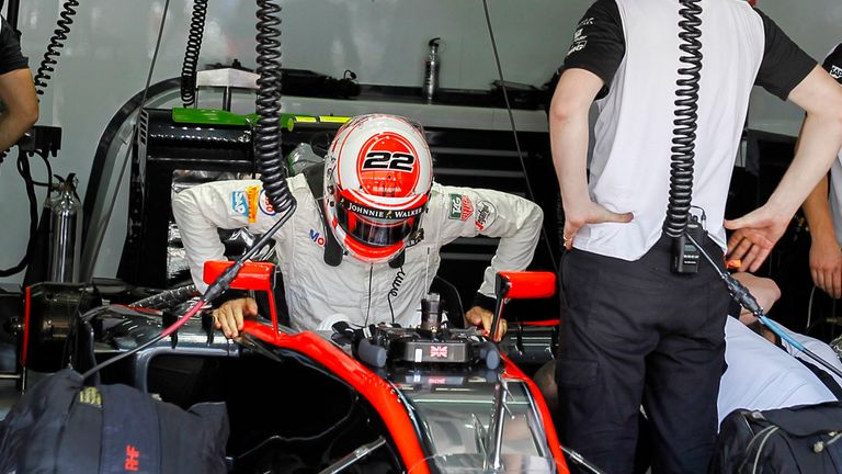 McLaren showed further improvements in Malaysia