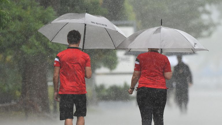 The F1 fraternity should be careful what it wishes for as far as the weather is concerned