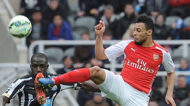 Arsenal will not win the title with just Coquelin in the defensive midfield role, says Merson