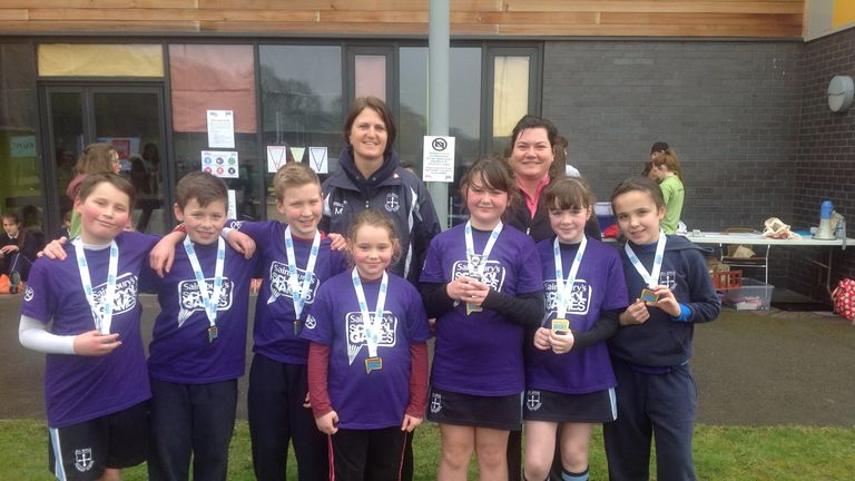 High 5 competition winners All Souls
