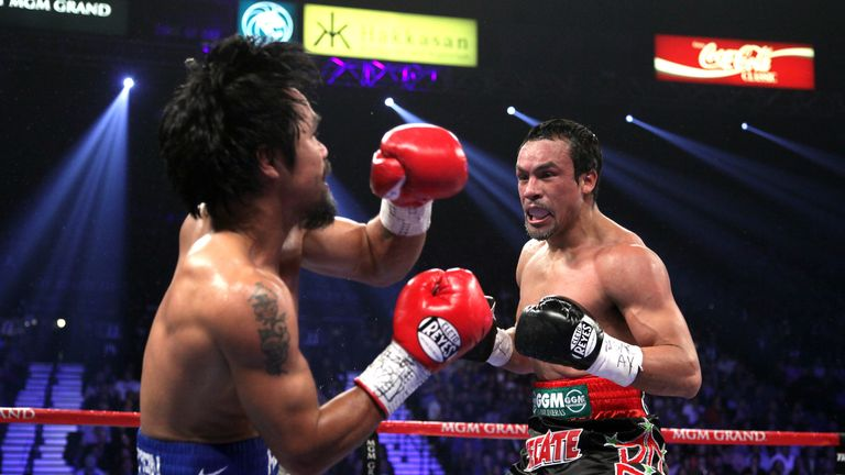 Juan Manuel Marquez: Halted Manny Pacquiao in 2012