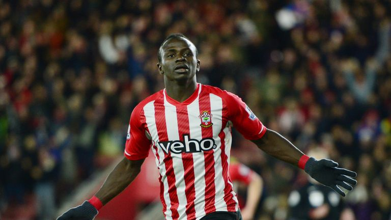 Sadio Mane: Scored the only goal of the game