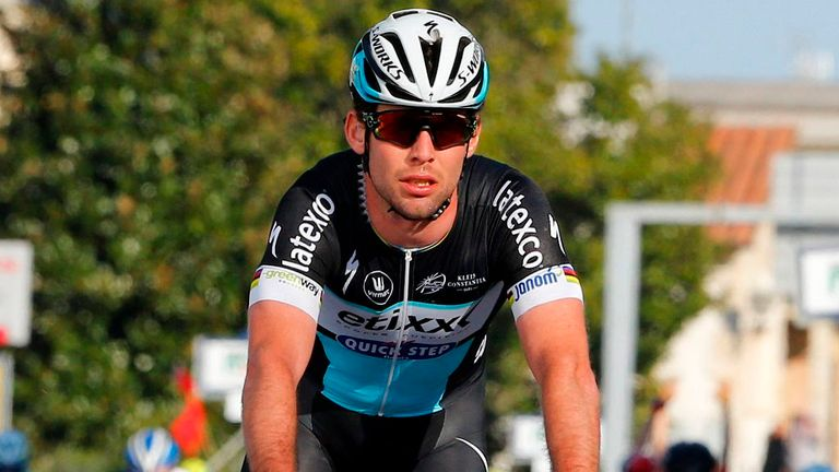 Mark Cavendish is one of 10 Britons racing at this year's Tour de France