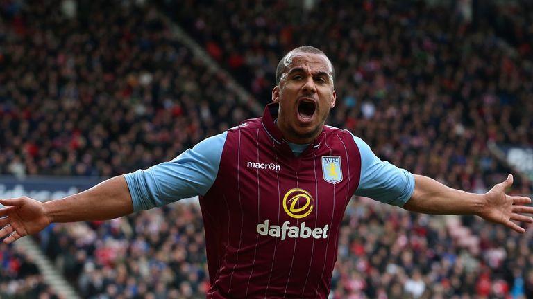 Gabriel Agbonlahor - named club captain at Villa Park