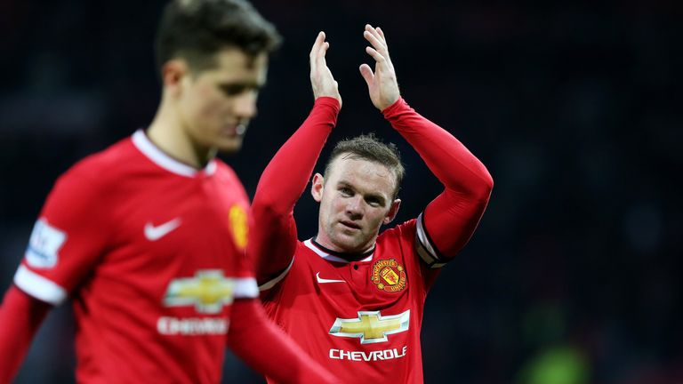 Wayne Rooney now has a specific role under Louis van Gaal, said Gary Neville