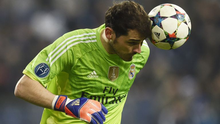 Iker Casillas is a Real Madrid and Spain legend