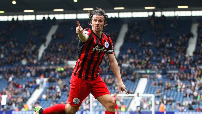 Barton scored in a 4-1 win at West Brom but QPR - with an inferior goal difference to several rivals - are effectively three points from safety