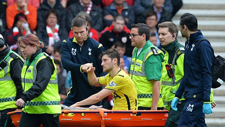 Ben Davies has made a solid start this season after an injury-hit 2014/15