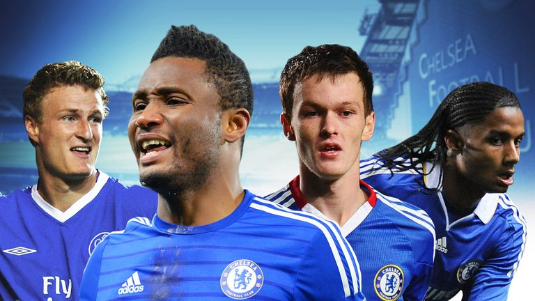 Huth, Mikel, McEachran and Mancienne - how have they fared?
