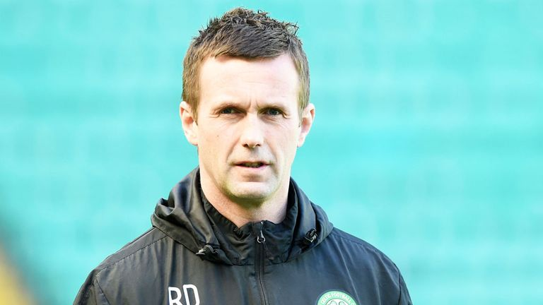 Ronny Deila is pleased with his striking options at Celtic