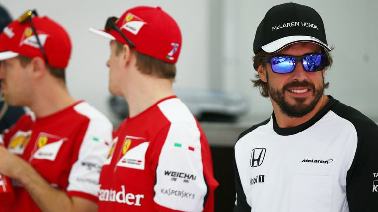 Fernando Alonso tips McLaren for 'huge' progress at Spanish GP